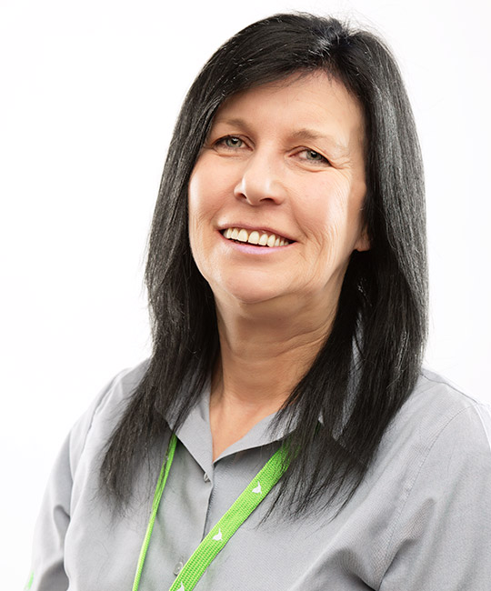 Bev Spencer - Warehouse Manager